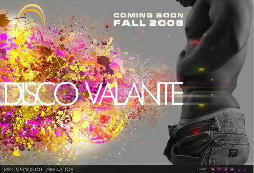 Disco Valante Online Screen Shot