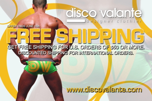 dv shipping flyer